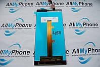 Дисплейный модуль для мобильного телефона Fly IQ4511 Black
