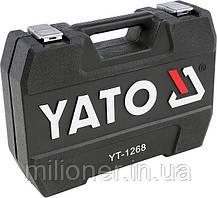 Набор инструмента Yato 94 предметов YT-1268, фото 2