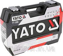 Набор инструмента Yato 94 предметов YT-1268, фото 3