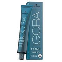 Краска для волос Оттенки белого Schwarzkopf Igora Royal Highlifts