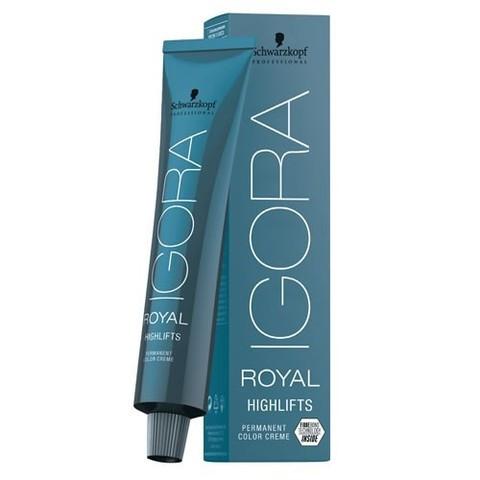 Краска для волос Оттенки белого Schwarzkopf Igora Royal Highlift