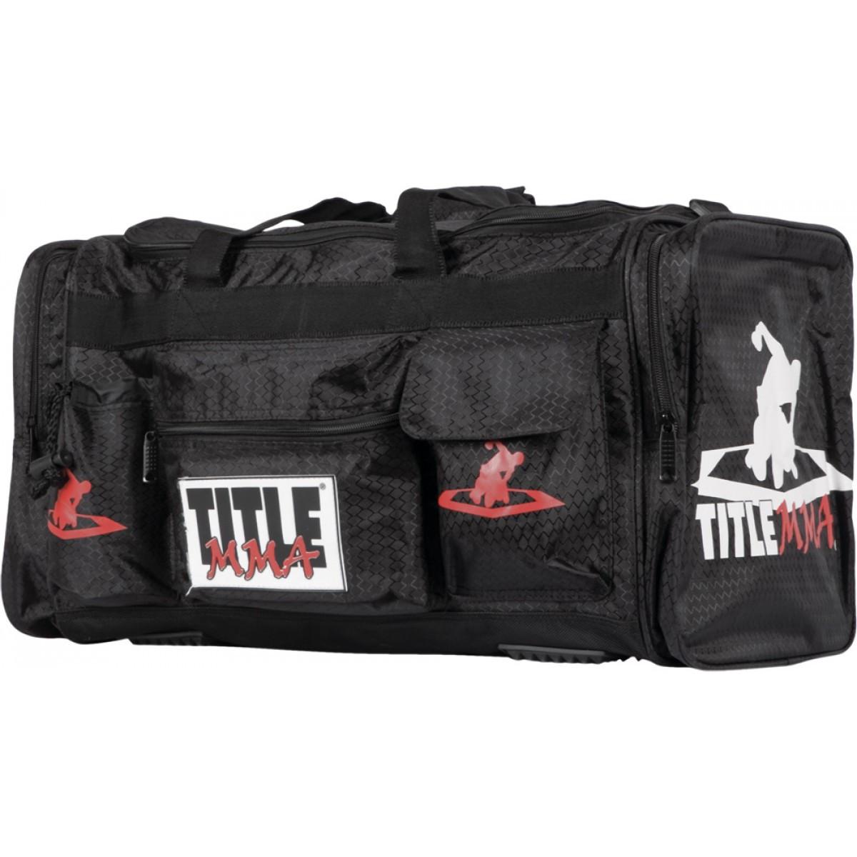 Сумка TITLE MMA Deluxe
