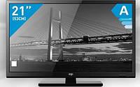 Led телевизор Ergo LE-21CT2000AK - 1920х1080, 60Гц, USB(video, HD video), Vesa(100x100), DVB-T2/T/C, черный