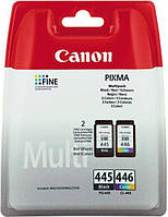 Набор картриджей canon pg-445/cl-446 multi (8283b004)