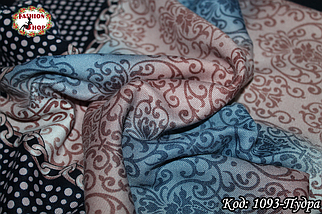 Женский шерстяной платок Соната, фото 3