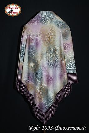 Женский шерстяной платок Соната, фото 2