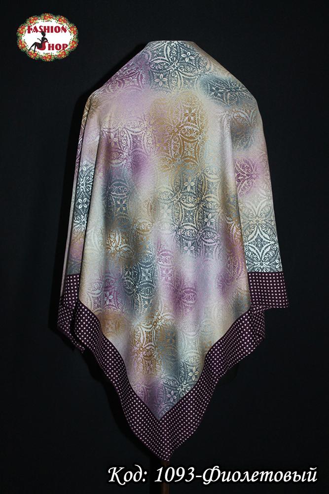 Женский шерстяной платок Соната