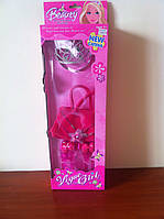 Набор аксессуаров для девочки корона+сумочка+туфельки