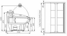 Холодильная витрина ВХС-2,0 Carboma, фото 2