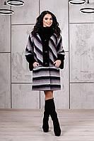 СТИМУЛ Женское зимнее пальто больших размеров 44-54