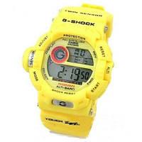 Распродажа! Спортивные часы Casio G-SHOCK GW-9200-Yellow