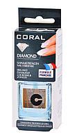 """Укрепитель для ослабленных ногтей с бриллиантовой пылью """"Delia"""" Coral Pharma (11ml)"""