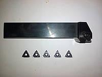 Резец Tungaloy CEL 2525 M16DT + 5 пластин