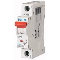 Автоматический выключатель PL7-C4⁄1 х-ка С Eaton (Moeller)