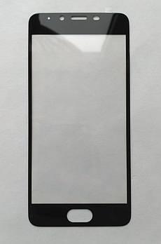 Защитное стекло Mocolo для Meizu U10 с черной рамкой