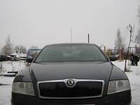Зимняя накладка заглушка защита радиатора Skoda Octavia A5 2004-2009