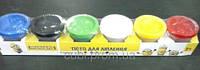 Набор детского тесто-пластилина 1009М 6 цветов по 50 гр