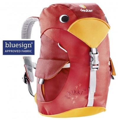 Детский рюкзак в виде попугайчика DEUTER KIKKI, 6 л