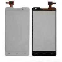 Сенсор (тачскрин) Prestigio MultiPhone 5044 Duo, Pioneer S90W White