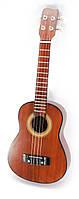 Гитара акустическая Укулеле дерево коричневая