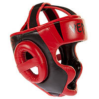 Шлем Venum Absolute 2.0 Headgear Red Devil Nappa Leather