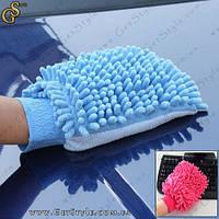 "Перчатки из микрофибры - ""Glove Clean"" - 2 шт."