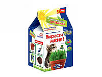 "Набір ""Захоплююча ботаніка.Трава для кота"" 15135003Р"