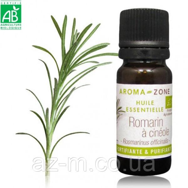 Розмарин цинеольный (Rosmarinus officinalis) BIO эфирное масло