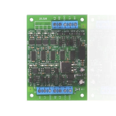 Адресный модуль ввода-вывода АМ-2 Тирас