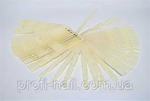 Планшет для образцов веер матовый 3в1 (50 шт)
