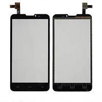 Сенсор (тачскрин) Prestigio MultiPhone 5300 Duo, Pioneer E90W Black
