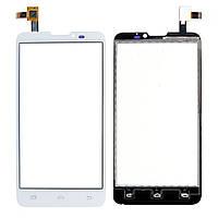 Сенсор (тачскрин) Prestigio MultiPhone 5300 Duo, Pioneer E90W  White