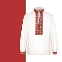 Набор текстиля сорочки-вышиванки для мальчика (размер 36-44)