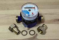 Счетчик для холодной воды ГИДРОТЕК ЕТ-1,5U 1/2 1,5куб механический (2000000012278)