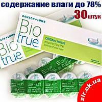 Biotrue ONEday, только минус 5,50