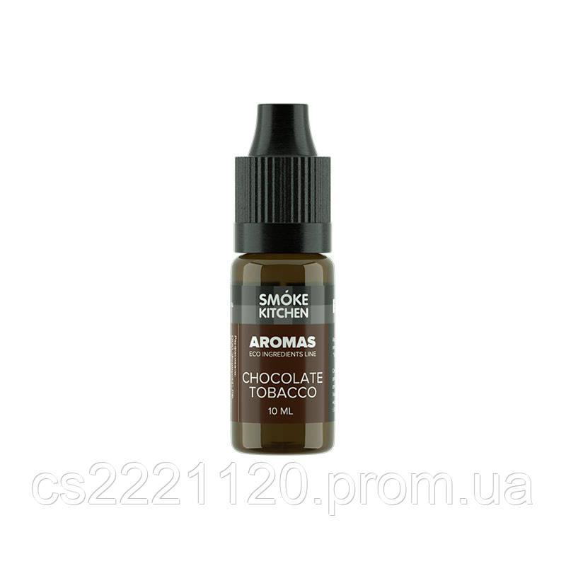 Ароматизатор Smoke Kitchen Chocolate Tobacco 10мл