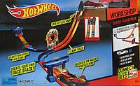 Трек Hot Wheel для двух машинок 155*88*65 см