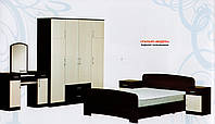 Абсолют Модерн спальня комплект 4Д  ДСП