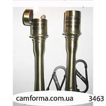 Зажигалка кремневая граната арт(3463)