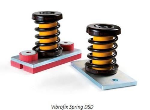 Пружинные виброопоры Vibrofix Spring