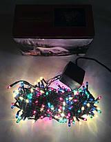 Гирлянда электрическая 300 л (9 режимов, контроллер), фото 3