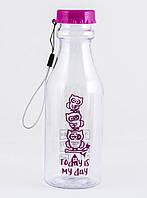 Бутылка для воды Yes Today is my day 705580, 500 мл