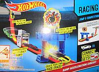 Трек Hot Wheel для одной машинки 105*11*50 см