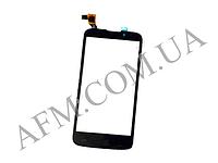 Сенсор (Touch screen) Fly IQ4502 Quad Era Energy черный