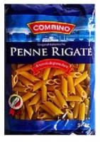 Макароны (паста-перо) Combino Penne Rigate, 1000 г, Италия