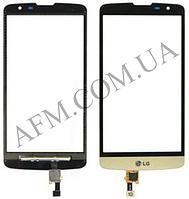 Сенсор (Touch screen) LG D335L/  D331 Bello Dual золото оригинал
