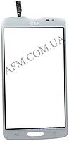Сенсор (Touch screen) LG D373 Optimus L80 Blanco/  D375 белый