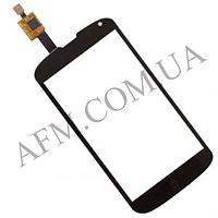 Сенсор (Touch screen) LG E960 Nexus 4 черный оригинал