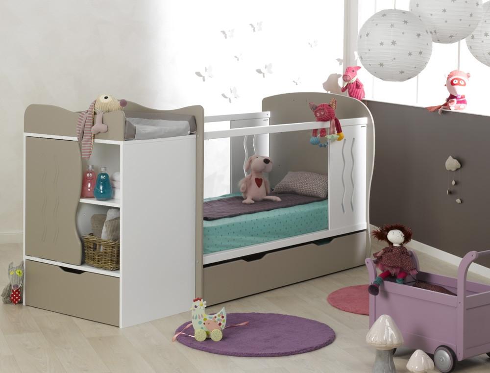 Модульный комплект в детскуюBebe Provence  Chambre lin/blanc
