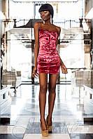 Платье Ролли-2 пурпурный